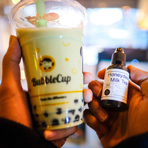 Honeydew Milk Tea - The Mist Factory Melbourne Vape Store