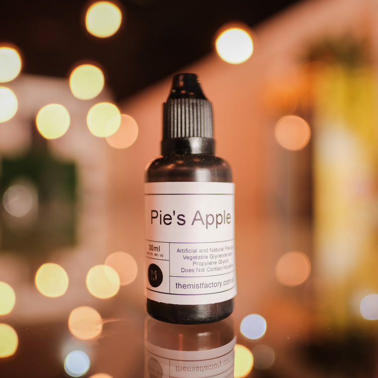 Pie's Apple - The Mist Factory Melbourne Vape Store