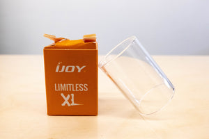 iJoy Limitless XL Replacement Glass - The Mist Factory Melbourne Vape Store