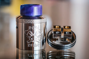 Hellvape Dead Rabbit RDA - The Mist Factory Melbourne Vape Store
