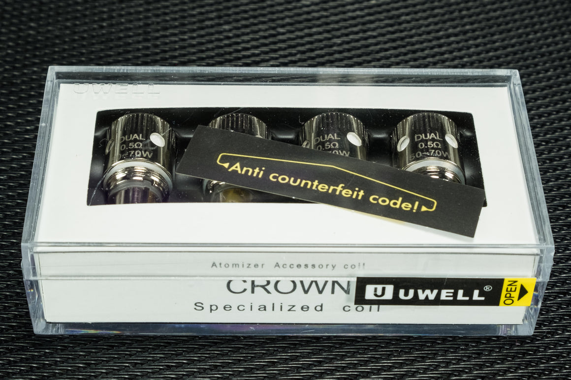 Uwell Crown Coils (1pcs) - The Mist Factory Melbourne Vape Store