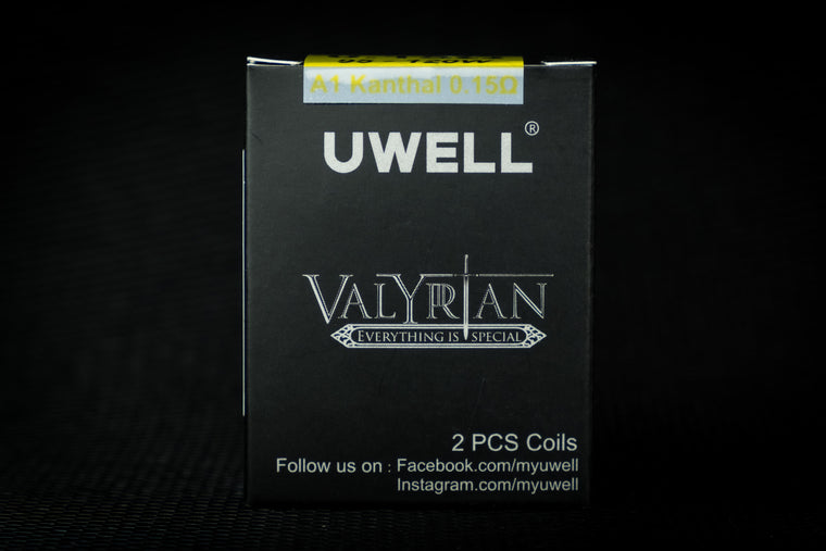 Uwell Valyrian Coil 0.15ohm (1pcs) - The Mist Factory Melbourne Vape Store