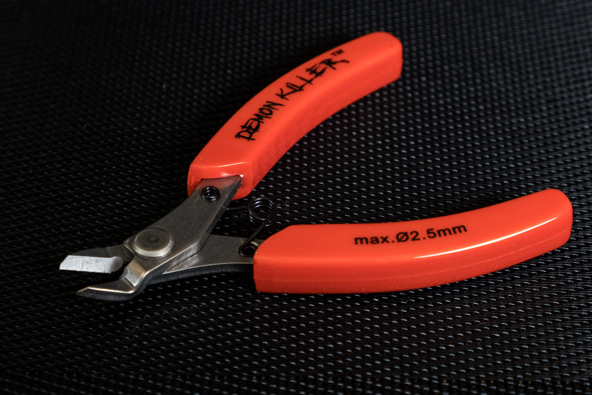 Demon Killer Flush Cutter Pliers - The Mist Factory Melbourne Vape Store