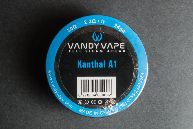 Vandyvape Kanthal Wire - 30ft Roll - The Mist Factory Melbourne Vape Store