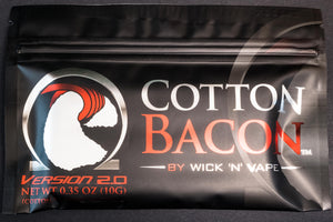 Wick n Vape Cotton Bacon - The Mist Factory Melbourne Vape Store