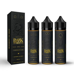 Dark Side/Light Side // 60ml - The Mist Factory Melbourne Vape Store