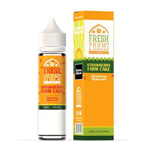 Fresh Farms //  60ml - The Mist Factory Melbourne Vape Store