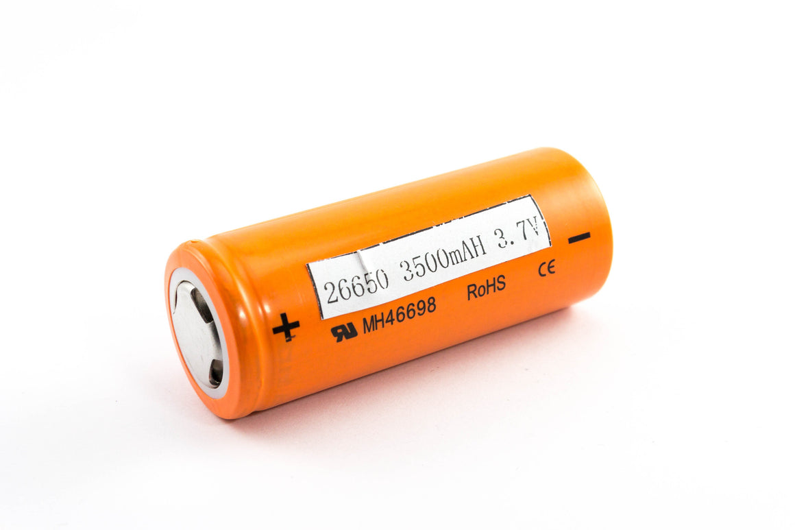 MNKE 26650 3500mAH Battery - The Mist Factory Melbourne Vape Store