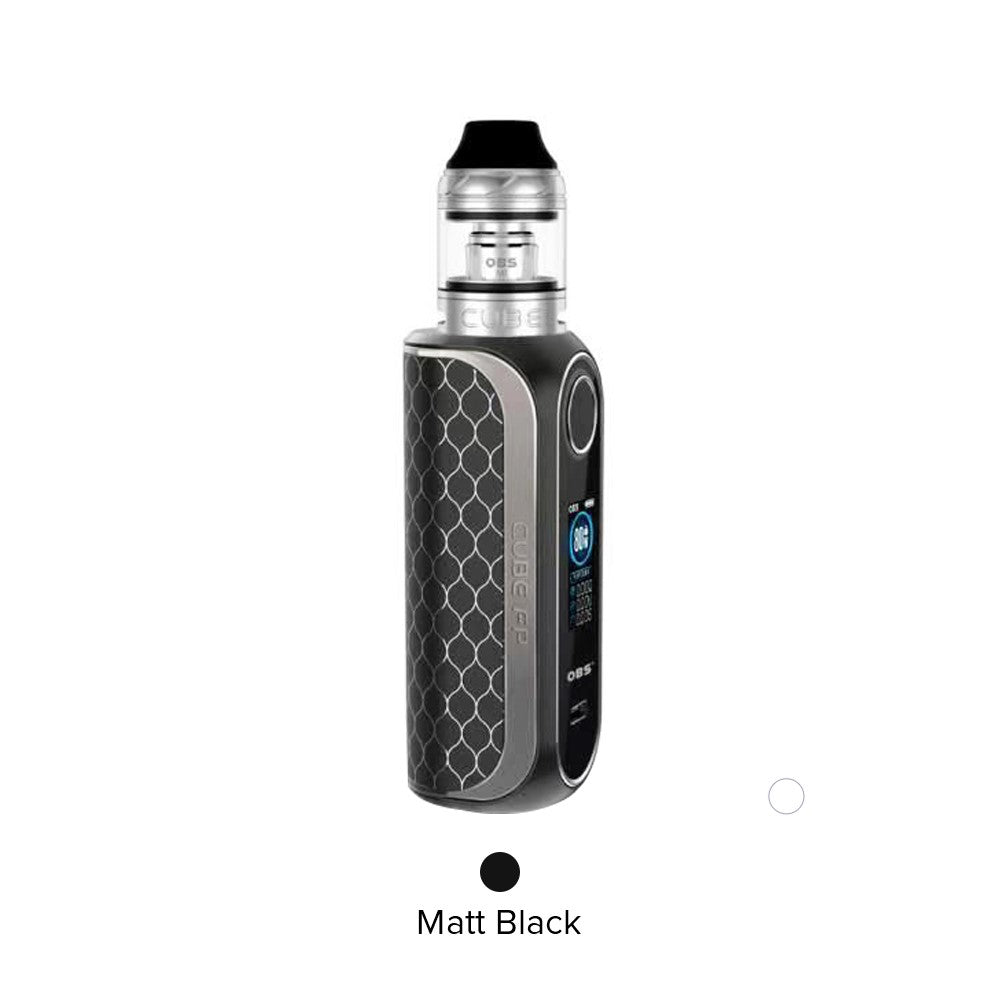 OBS Cube FP Box 4ml Kit - The Mist Factory Melbourne Vape Store