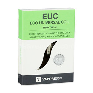 Vaporesso Traditional ECO EUC Replacement Coils (1pcs) - The Mist Factory Melbourne Vape Store