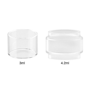 Aspire Cleito Pro 3.5ml / 4.2ml Replacement Glass - The Mist Factory Melbourne Vape Store