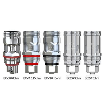 Eleaf EC/EC2/EC-S coils for Melo/iJust Tanks (1pcs) - The Mist Factory Melbourne Vape Store