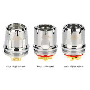 WISMEC WT Replacement Coils