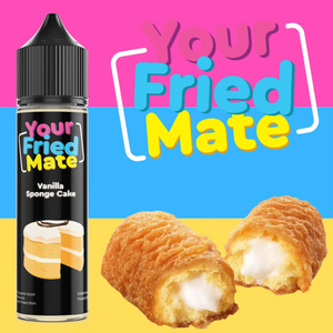 Your Fried Mate // 60ml - The Mist Factory Melbourne Vape Store