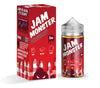 Jam Monster - Strawberry // 100ml - The Mist Factory Melbourne Vape Store