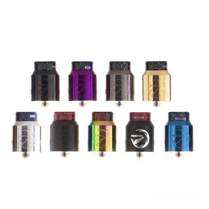 Hellvape Rebirth RDA - The Mist Factory Melbourne Vape Store