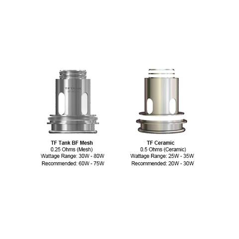 SMOK TF Tank Replacement Coil (1pcs) - The Mist Factory Melbourne Vape Store