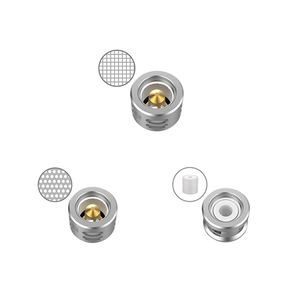 Vaporesso SKRR QF Replacement Coils (1pcs) - The Mist Factory Melbourne Vape Store