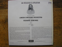 ADAM: LE DIABLE A QUATRE  LONDON SYMPHONY / BONYNGE  SXL 6188