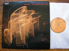 AUDIO SYMPHONY No. 2  (CHECK UP YOUR SOUNDS) Vol. 2    RCA RVL - 2