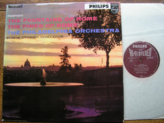 RESPIGHI: PINES OF ROME / FOUNTAINS OF ROME    ORMANDY / PHILADELPHIA  SABL 113