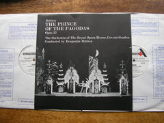 BRITTEN: THE PRINCE OF THE PAGODAS    BRITTEN / OROHCG   GOS 558 - 559
