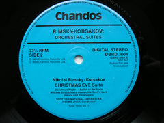RIMSKY-KORSAKOV: ORCHESTRAL SUITES  JARVI / SCOTTISH NATIONAL ORCHESTRA   DBRD 3004