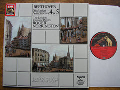 BEETHOVEN: THE SYMPHONIES / 3 OVERTURES    NORRINGTON / LONDON CLASSICAL PLAYERS   EL749746