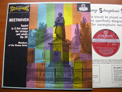 BEETHOVEN: SEPTET Op. 20    MEMBERS OF THE VIENNA OCTET    CS 6132