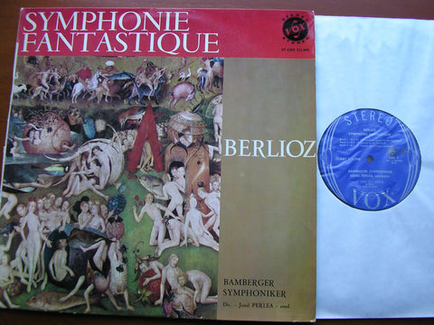 BERLIOZ: SYMPHONIE FANTASTIQUE    PERLEA / BAMBERG SYMPHONY ORCHESTRA   STGBY 511090