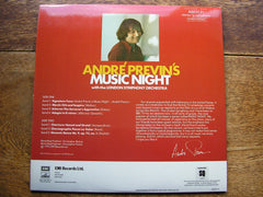 ANDRE PREVIN'S MUSIC NIGHT PREVIN / LONDON SYMPHONY ORCHESTRA  ASD 3131