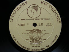 FRANCO CORELLI 'The Prince of Tenors'   LEGENDARY LR 123 - 2