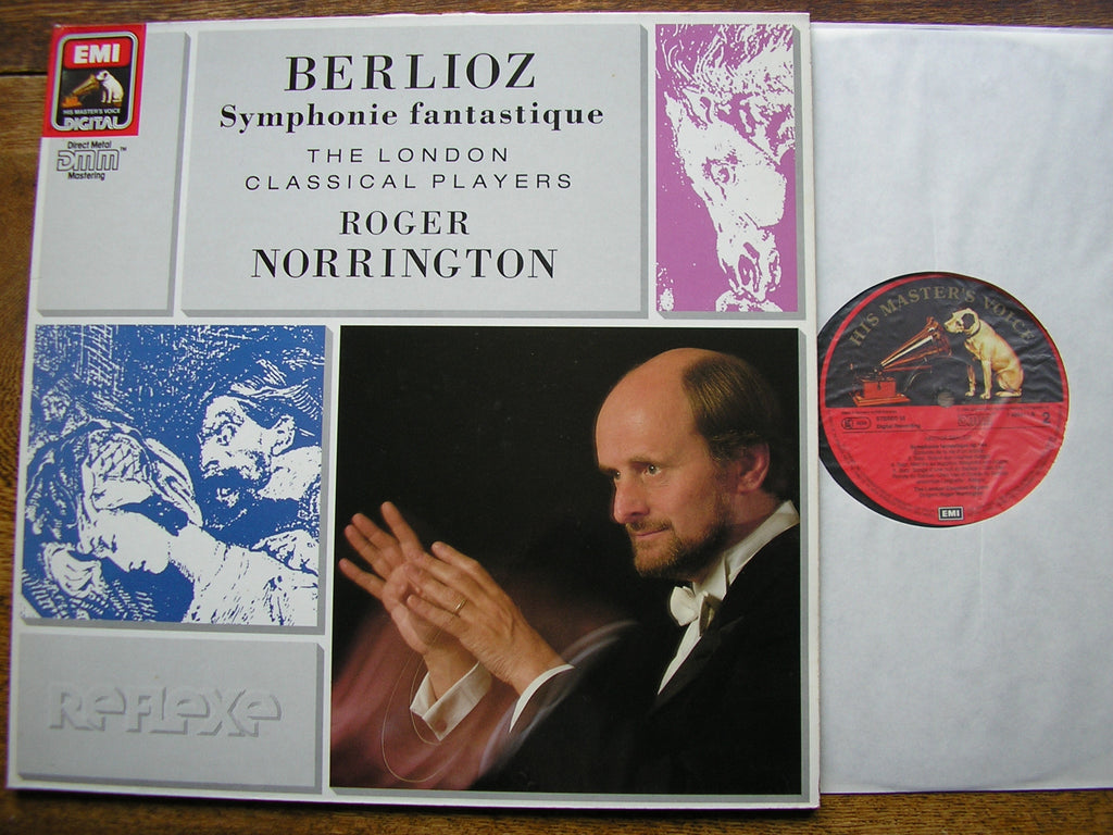 BERLIOZ: SYMPHONIE FANTASTIQUE   NORRINGTON / THE LONDON CLASSICAL PLAYERS   EL 749541 1