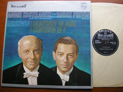 GERSHWIN: RHAPSODY IN BLUE / CONCERTO in F   PREVIN / ANDRE KOSTELANETZ & HIS ORCHESTRA   847 053 BY