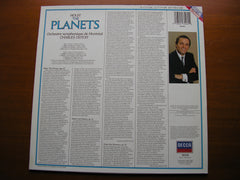 HOLST: THE PLANETS   DUTOIT / MONTREAL SYMPHONY  417 553