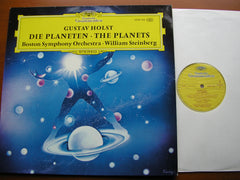 HOLST: THE PLANETS   STEINBERG / BOSTON SYMPHONY   2530 102