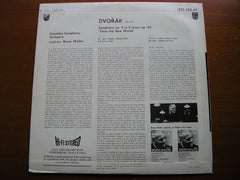 DVORAK: SYMPHONY No. 9 'New World'   BRUNO WALTER / COLUMBIA SYMPHONY   835 520 AY