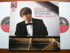 BACH: THE FRENCH SUITES    ANDREI GAVRILOV    EX 27 0173