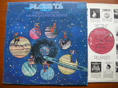 HOLST: THE PLANETS    ORMANDY / PHILADELPHIA ORCHESTRA   CRLI - 1921