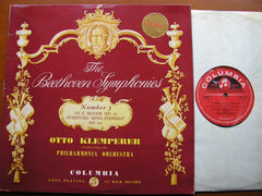 BEETHOVEN: SYMPHONY No. 5 / OVERTURE King Stephen    KLEMPERER / PHILHARMONIA    SAX 2373
