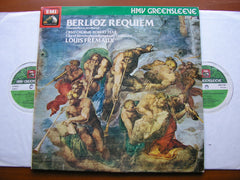 BERLIOZ: REQUIEM   TEAR / CITY OF BIRMINGHAM SYMPHONY / FREMAUX   ESDW 718