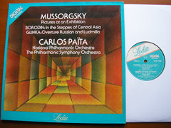 MUSSORGSKY: PICTURES AT AN EXHIBITION    PAITA / NATIONAL PHILHARMONIC   LOD 780