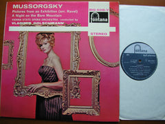 MUSSORGSKY: PICTURES AT AN EXHIBITION / NIGHT ON BARE MOUNTAIN    GOLSCHMANN / VIENNA STATE OPERA ORCHESTRA  BIG 408 - Y