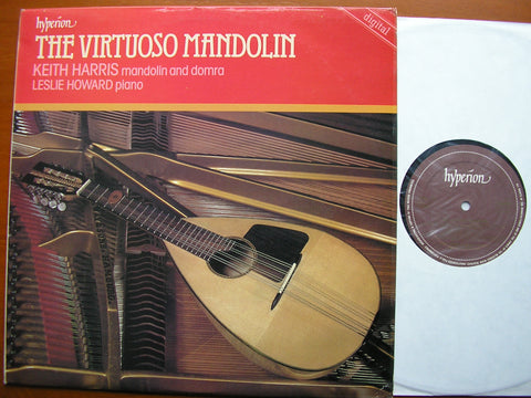 THE VIRTUOSO MANDOLIN   KEITH HARRIS / LESLIE HOWARD   A66007