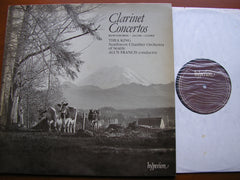 CLARINET CONCERTOS BY RAWSTHORNE / JACOB / COOKE     THEA KING / NORTHWEST CHAMBER ORCHESTRA / FRANCIS     A66031