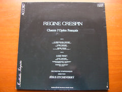 ARIAS FROM FRENCH OPERA: GOUNOD / MASSENET / HALEVY / REYER      REGINE CRESPIN    ACC 140 060
