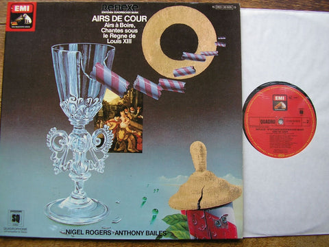 AIRS DE COUR FROM THE REIGN OF LOUIS X111 NIGEL ROGERS / ANTHONY BAILES 1C 063 30935