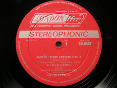 decca, pressed, london, 6487, 1966, original, wide, band, grooved,