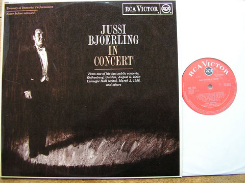 BJOERLING IN CONCERT  RB 6620