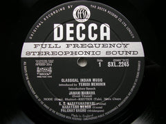 decca, 2245, 1960, wide, band, grooved,
